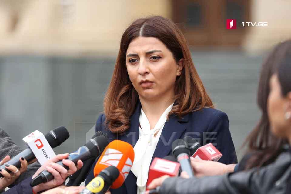 Прокурор - Суд частично учёл требование обвинения, но не согласился с тем, что существует риск нового преступления или неявки в суд Николоза Басилашвили, но это не означает отсутствия доказательств