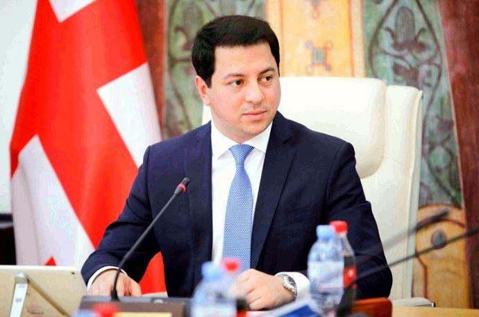 Archil Talakvadze congratulates fellow Muslims on the feast of Ramadan Bairam