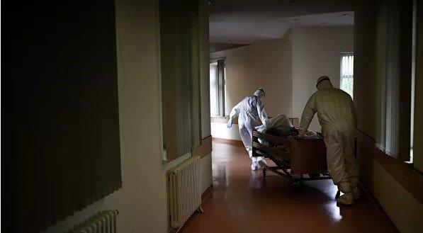 В России за сутки выявили 8946 случаев инфицирования COVID-19