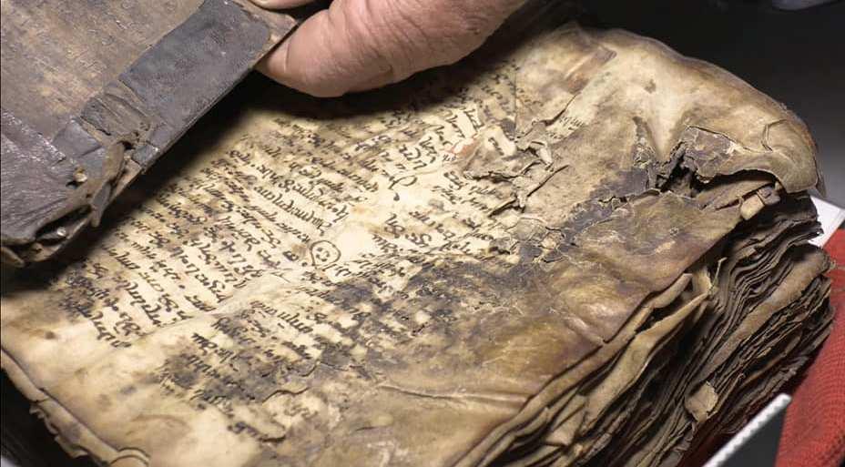 ლახამულას მე-12 საუკუნის სახარებას რესტავრაცია ჩაუტარდება