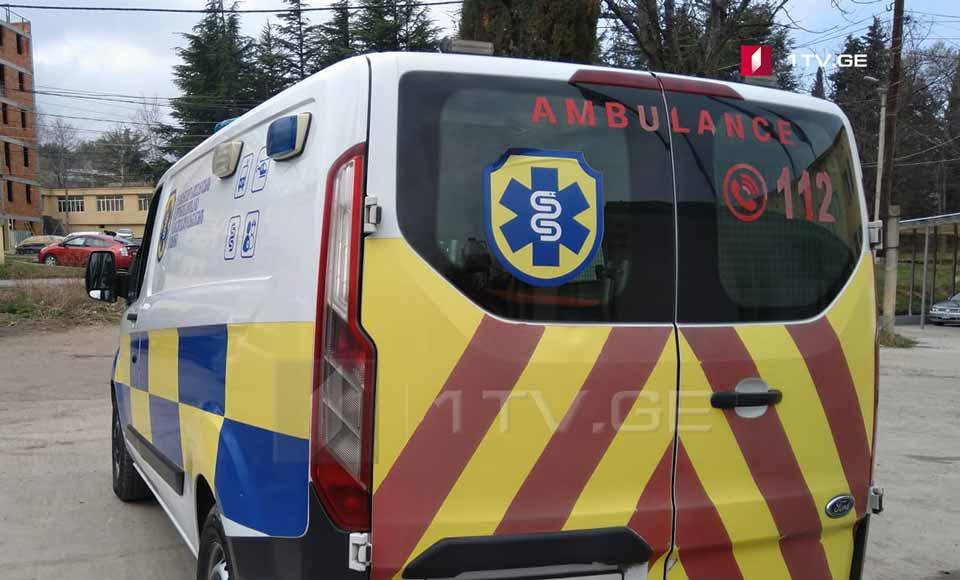 ვაზიანი-გომბორი-თელავის საავტომობილო გზაზე ავარიის შედეგად ოთხი ადამიანი დაშავდა