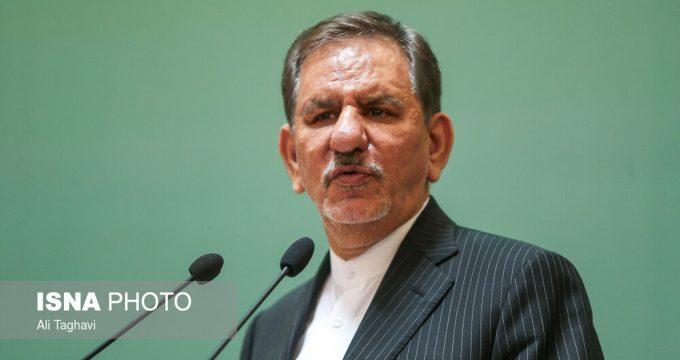 ირანის პირველი ვიცე-პრეზიდენტი გიორგი გახარიას დამოუკიდებლობის დღეს ულოცავს