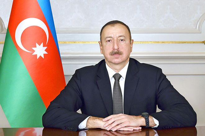 President of Azerbaijan – Quality of Azerbaijan-Georgia neighborly relations and strategic partnership is truly praiseworthy