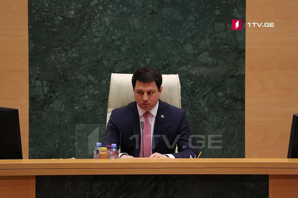 Арчил Талаквадзе - Заявление Шалвы Нателашвили о провале изменений по избирательной системе объясняет, почему часть оппозиции не поддержала новую избирательную систему