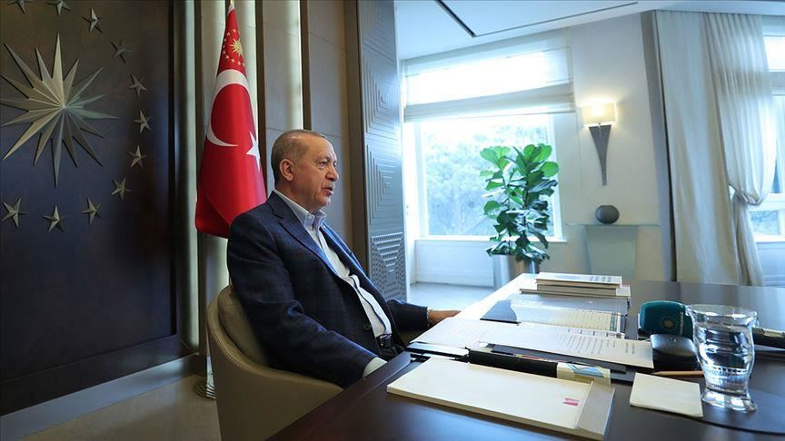 რეჯეფ თაიფ ერდოღანი - თურქეთი კორონავირუსის ეპიდემიის დასასრულს უახლოვდება