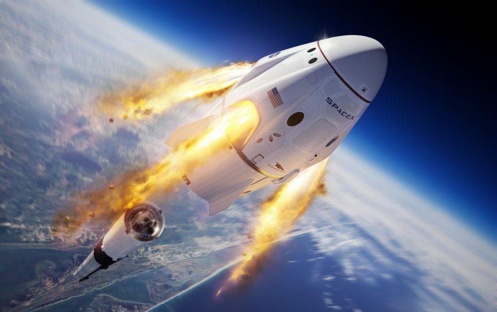 28 მაისს, კაცობრიობის ისტორიაში პირველად, ადამიანების კოსმოსში გაგზავნას კერძო კომპანია ეცდება