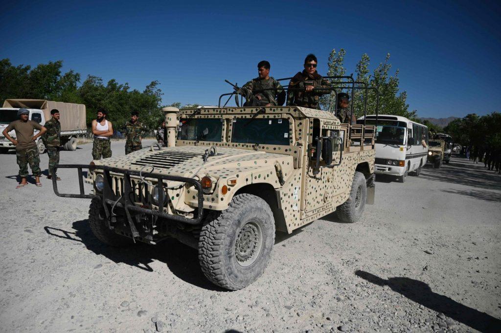 ავღანეთში უსაფრთხოების ძალების შვიდი წარმომადგენელი მოკლეს