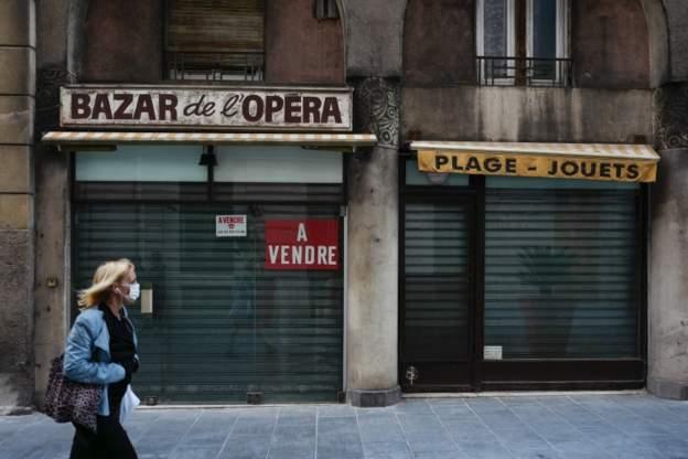 """""""ბიბისი"""" - საფრანგეთში აპრილში სამსახური დაახლოებით 850 000-მა ადამიანმა დაკარგა"""