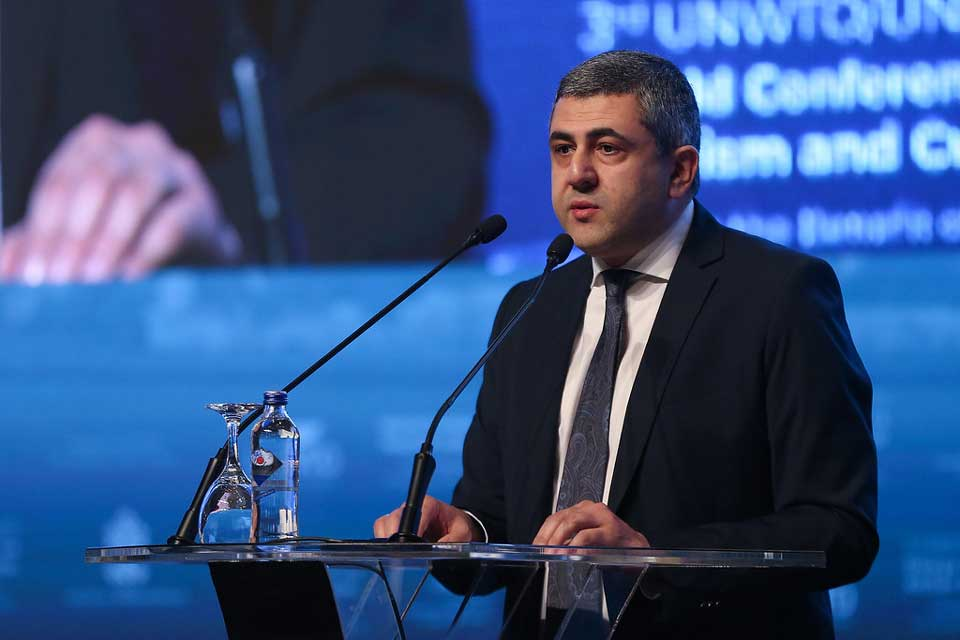 Zurab Pololikashvili: Due to COVID-19, global tourism may experience the largest decline since 1950