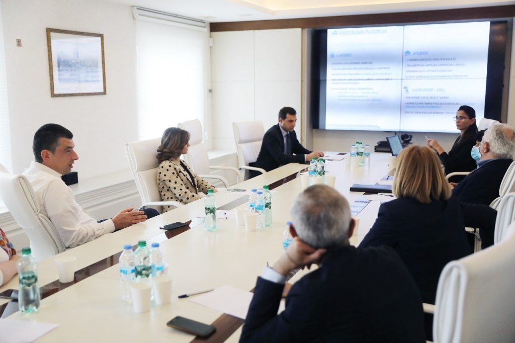 Правительство Грузии разработало регуляции для открытия туризма, которые станут известны завтра