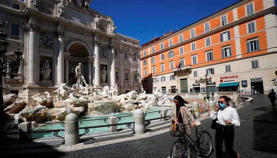 იტალიაში ბოლო დღე-ღამეში კორონავირუსით 70 ადამიანი გარდაიცვალა