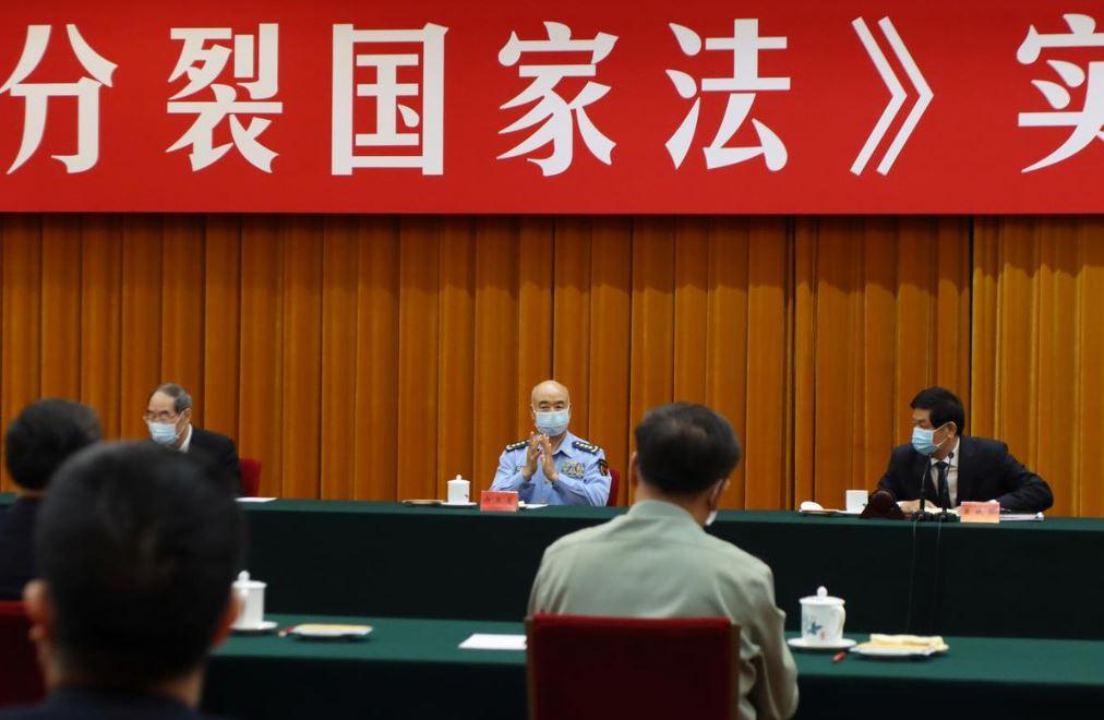 ჩინეთის პარლამენტის თავმჯდომარე არ გამორიცხავს, რომ ტაივანის გამოყოფის მცდელობების ჩასახშობად ქვეყანამ სამხედრო ძალები გამოიყენოს