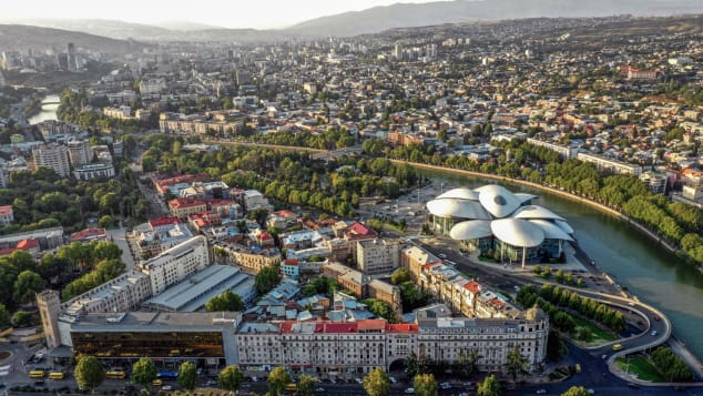 CNN: Eager to revive its tourism sector, Georgian government plans to reopen to international travelers on July 1