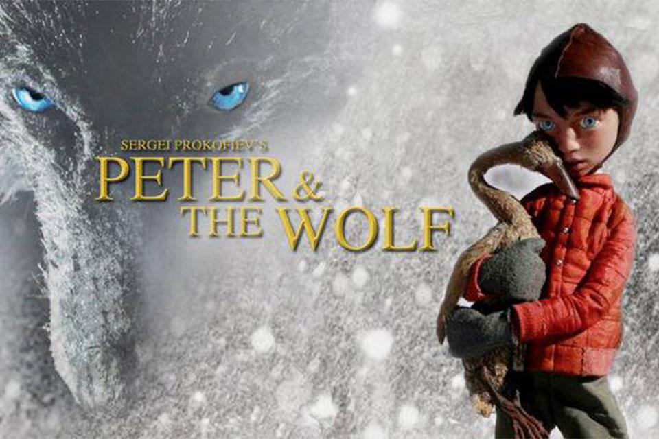 """პიკის საათი - """"პეტრე და მგელი"""""""