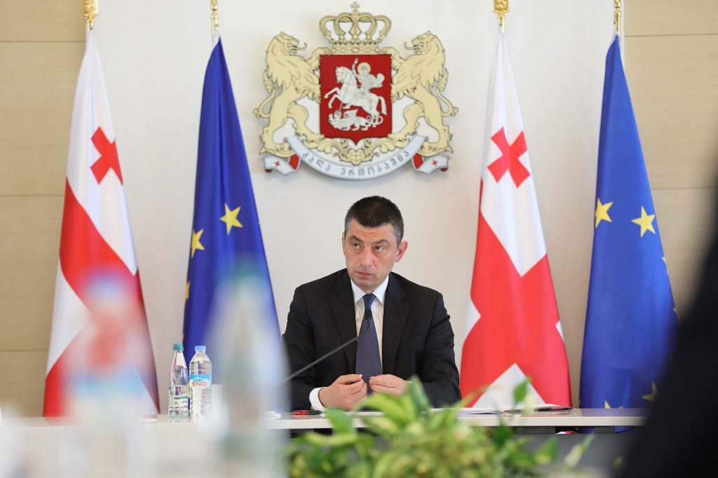 Giorgi Gakharia: We will emerge even stronger, Georgia will be able to prove to everyone that it managed the crisis effectively