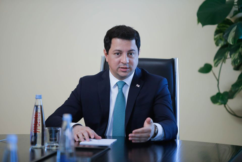 Archil Talakvadze: During the state of emergency, we had rather high fines, which can no longer be considered proportional