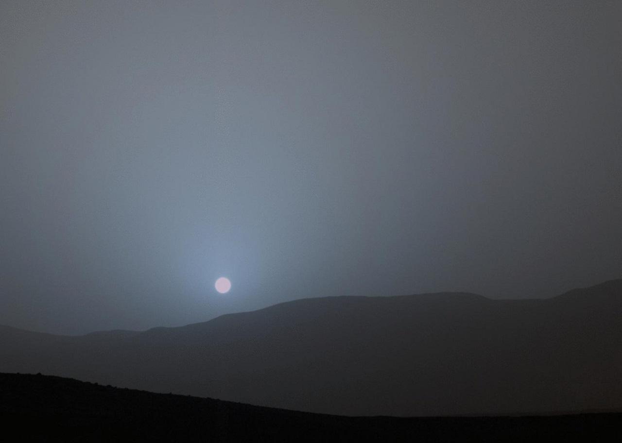 მარსზე გადაღებული ყველაზე უცნაური და საუცხოო ფოტოები