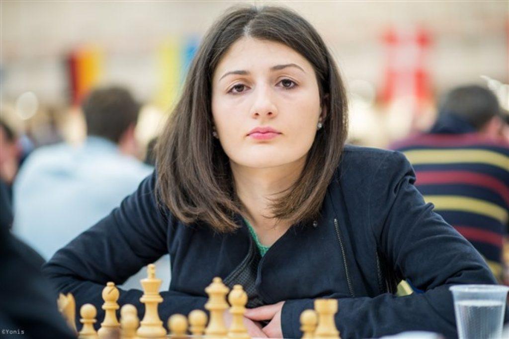 საქართველოს ეროვნული ნაკრების წევრი ნინო ბაციაშვილი ონლაინ ჭადრაკში ევროპის ქალთა ჩეპიონატის გამარჯვებულია