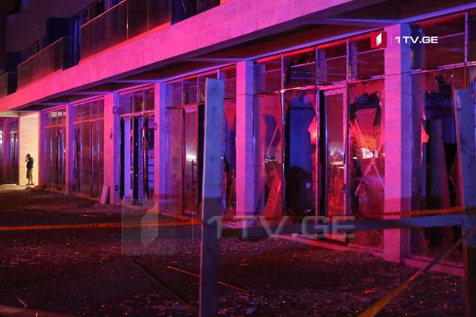 Ի՞նչ իրավիճակ է Ամաշուկելի փողոցում, որտեղ տեղի է ունեցել պայթյուն