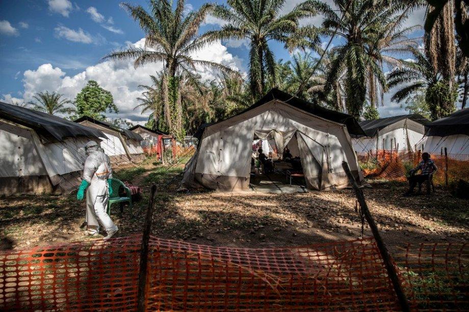 კონგოში ებოლას ვირუსით ხუთი ადამიანი დაიღუპა