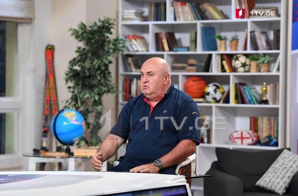 Президент Союза регби Грузии назвал возможную дату проведения встречи с Россией