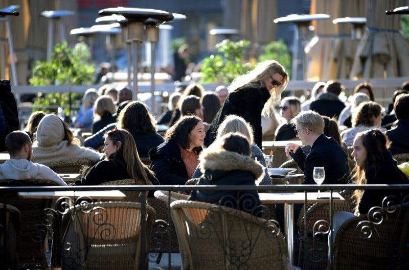 """""""ბიბისი"""" - შვედეთის მთავარი ეპიდემიოლოგი აცხადებს, რომ ქვეყანას შეზღუდვები უნდა დაეწესებინა"""