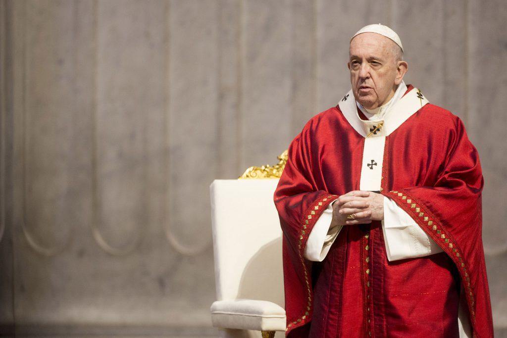 რომის პაპი ფრანცისკე - დაუშვებელია, თვალი დავხუჭოთ რასიზმზე და თან ვამტკიცოთ, რომ ადამიანის სიცოცხლის უფლებას ვიცავთ