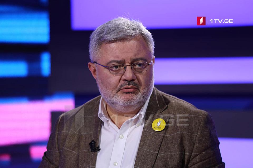 დავით უსუფაშვილი - 30 წელია, ძალიან ახლოს ვარ ან თვალს ვადევნებ ქართულ პოლიტიკურ პროცესებს, მაგრამ ვერ გეტყვით, რომ ვფიქრობდი, ბუბა კიკაბიძე იქნებოდა სიის პირველი ნომერი