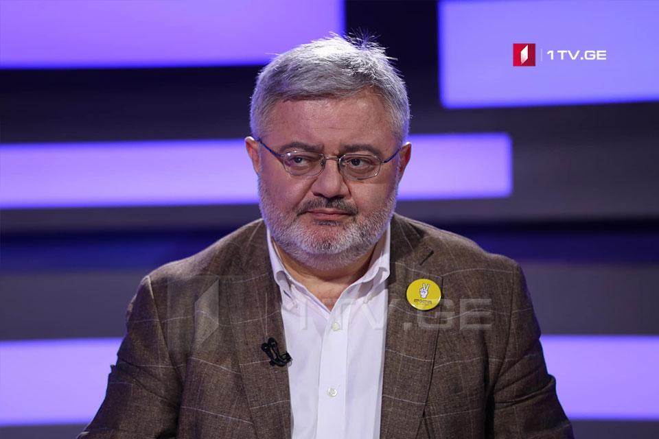 დავით უსუფაშვილი - პოლიტიკური მოვლენები ისეთ კალაპოტში მოექცა, რომ ყველა, მართალიც და მტყუანიც, ქართული სახელმწიფოს ნგრევის პროცესში ვმონაწილეობთ