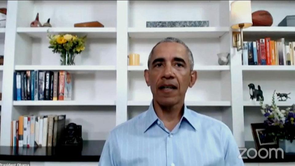 ბარაკ ობამა ჯორჯ ფლოიდის გარდაცვალებასთან დაკავშირებით ვიდეომიმართვას ავრცელებს