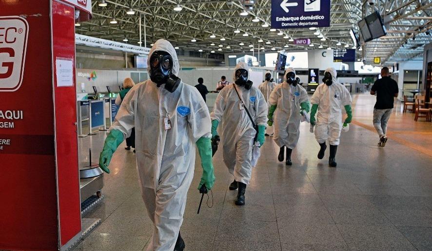 ბრაზილიაში კორონავირუსით ინფიცირებულთა რიცხვი 1,5 მილიონს გადაცდა