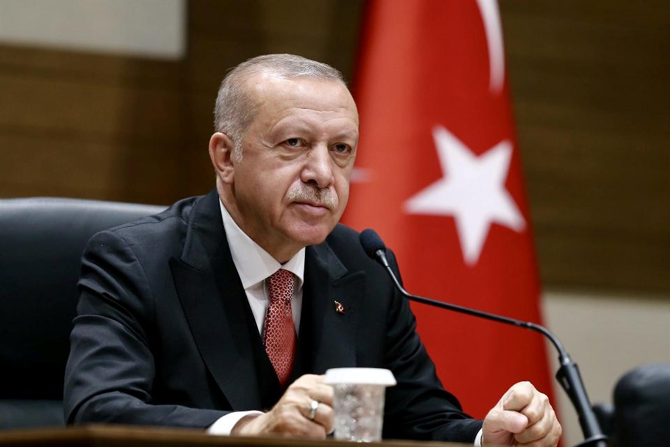 President of Turkey – Turkey is as interested in peaceful resolution in the region as Russia