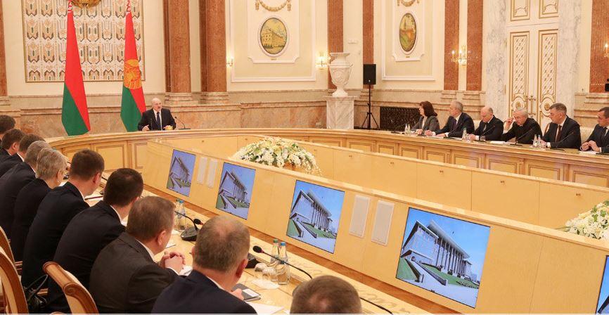 Aleksandr Lukashenko – You forgot that Georgia lost almost 1/3 of its territory
