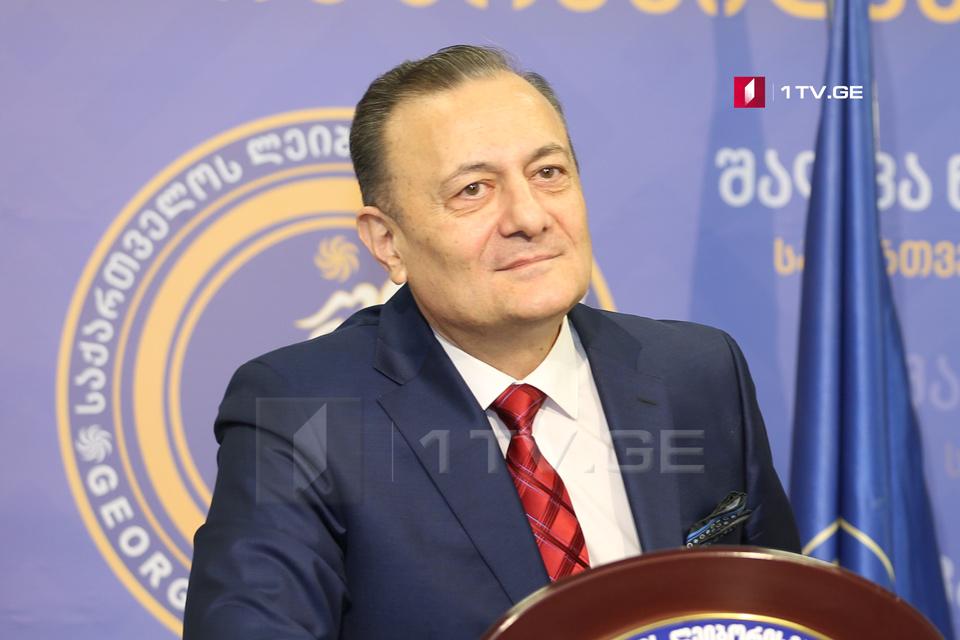 Шалва Нателашвили - Президент Алиев отнял у грузин святыни, чтобы хвастаться перед избирателями, что придавил Грузию