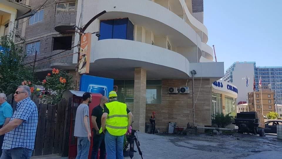 ბათუმის მერია - კომპანია, რომლის სამშენებლო ობიექტიდან დღეს მუშა გადმოვარდა და დაიღუპა, უსაფრთხოების წესების დარღვევისთვის იანვარში 30 000 ლარით დაჯარიმდა