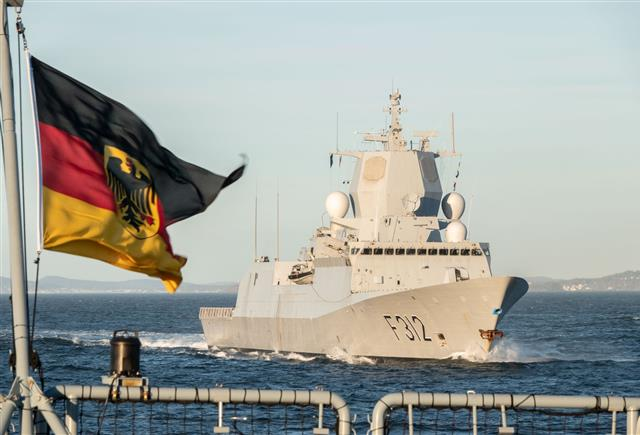 NATO Maritime Forces take part in BALTOPS exercise