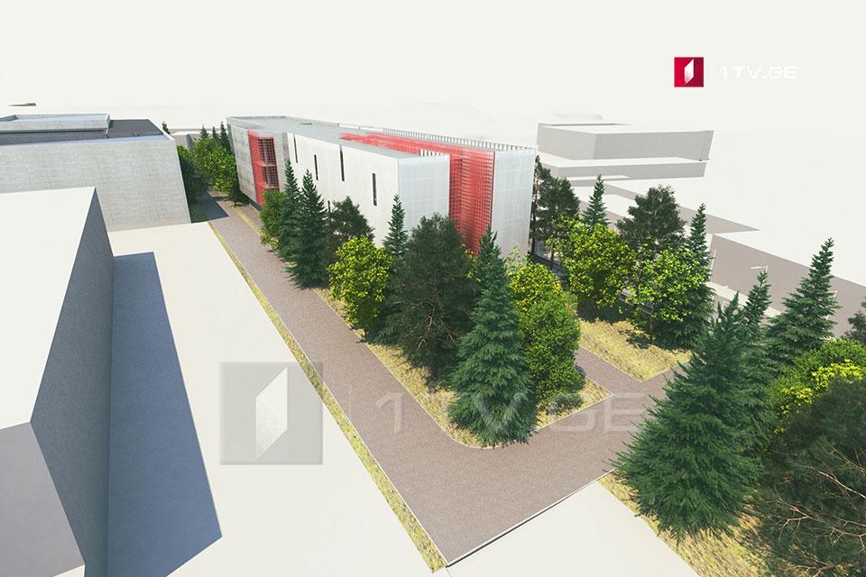 საზოგადოებრივი მაუწყებლის ახალი შენობის პირველი ეტაპის სამშენებლო სამუშაოების ტენდერში გამარჯვებული კომპანია გამოვლინდა
