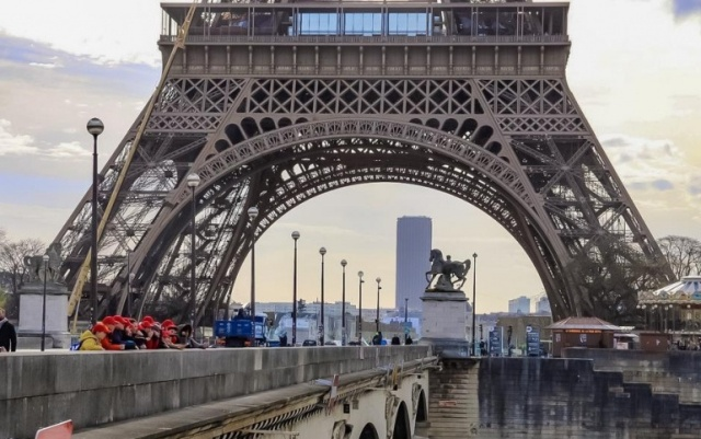 Eiffel Tower in Paris to welcome back visitors from June 25