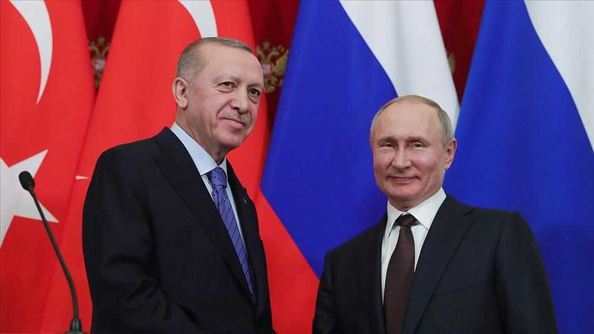 თურქეთისა და რუსეთის პრეზიდენტებმა სირიისა და ლიბიის კონფლიქტები განიხილეს