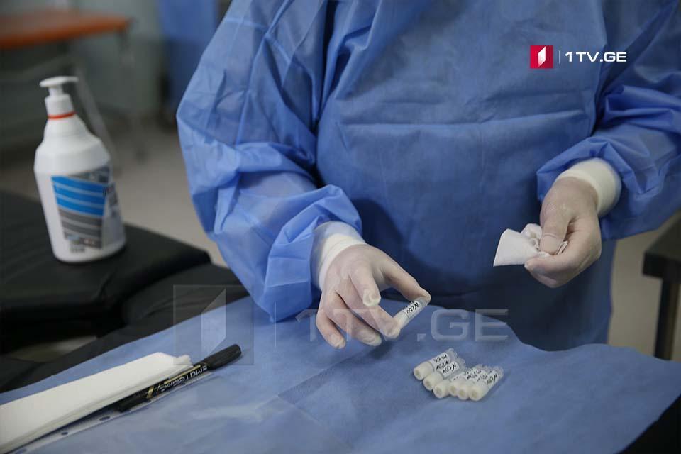 """დაავადებათა კონტროლის ცენტრის ინფორმაციით, 30 იანვრიდან 11 ივნისამდე საქართველოში 75 374 """"პისიარ"""" ტესტი ჩატარდა"""