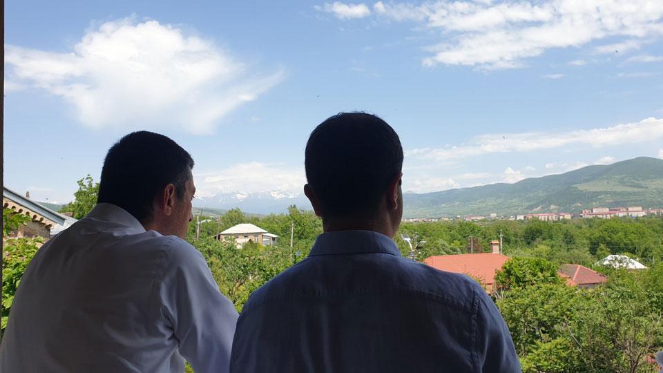Վրաստանի բռնազավթումը շարունակում է մնալ մեր երկրի համար հիմնական մարտահրավերներից մեկը. Գիորգի Գախարիա