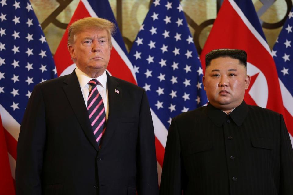 ფხენიანში აცხადებენ, რომ აშშჩრდილოეთ კორეისთვის გრძელვადიან საფრთხედ რჩება