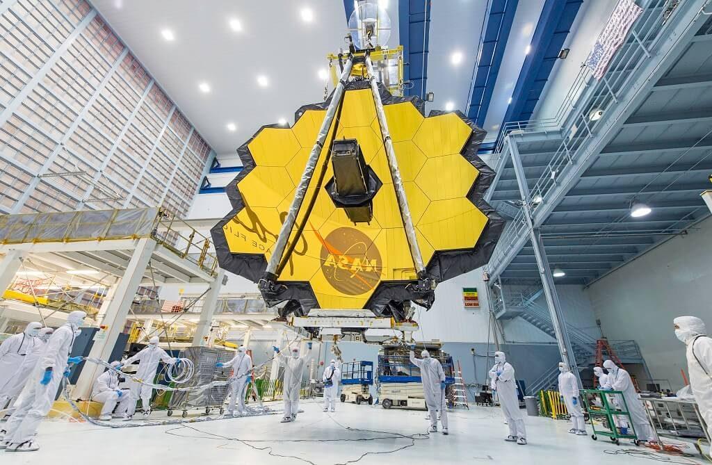 ჯეიმს ვების კოსმოსური ტელესკოპის 2021 წელს გაშვება გადაიდო