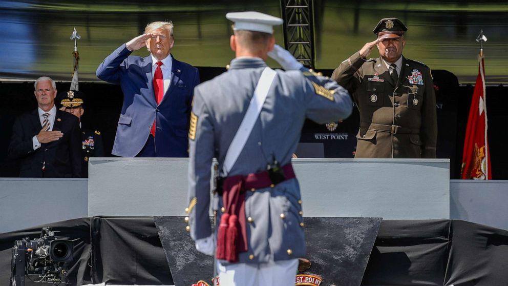 Посольство Грузии в США - Грузинский кадет Звиад Джолохава успешно окончил военную академию West Point (Видео)