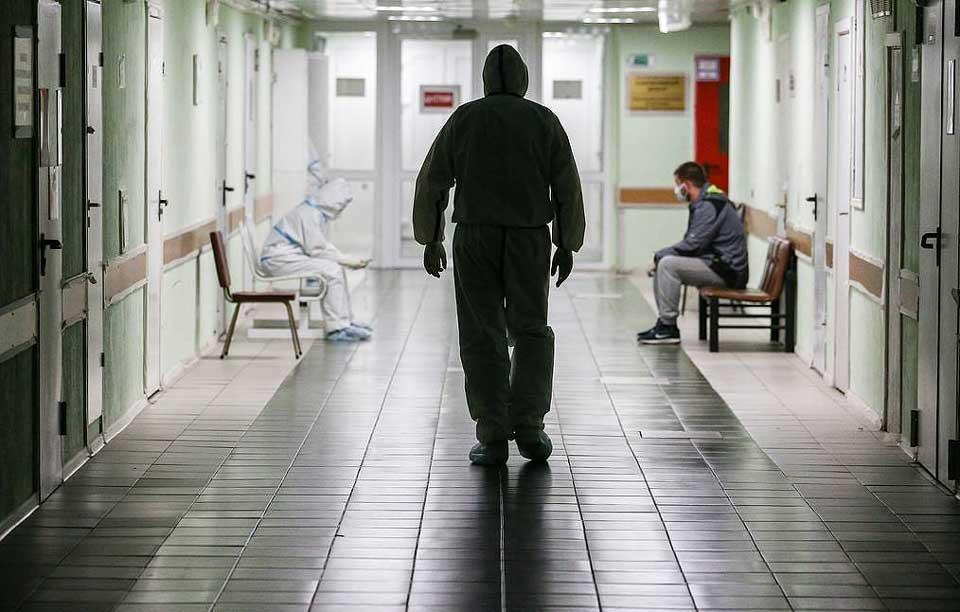 მოსკოვში ბოლო 24 საათში კორონავირუსით 53 პაციენტი გარდაიცვალა