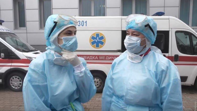 Ukraine reported COVID-19 in 5,469 new cases, 113 deaths