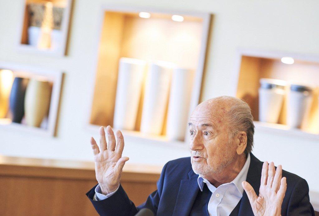 შვეიცარიის პროკურატურამ 84 წლის ბლატერთან მიმართებაში ახალი საქმე წამოიწყო