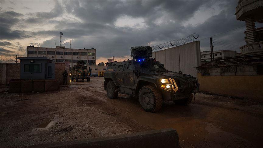 თურქეთმა ერაყში ქურთი მებრძოლების 150-ზე მეტი სამიზნე ობიექტი დაბომბა