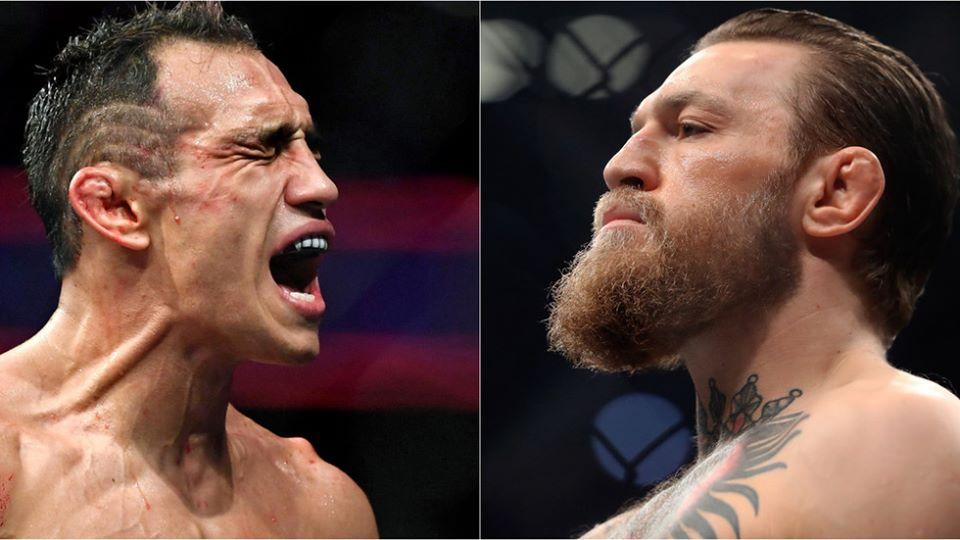 """ტონი ფერგიუსონმა კონორ მაკგრეგორი გამოიწვია - """"დავუბრუნოთ UFC-ის ძველი დიდება"""""""