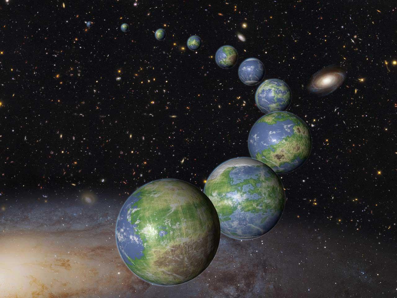 ირმის ნახტომში სავარაუდოდ ექვს მილიარდამდე დედამიწის მსგავსი პლანეტაა — ახალი კვლევა